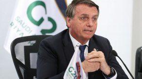 Bolsonaro fustiga los ataques injustificados por aumento de deforestación en Brasil