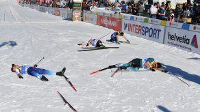 Desmantelada red de dopaje en Mundiales de esquí nórdico en Austria
