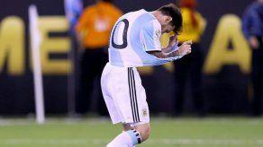 Y la novena para Messi fue una oda a la tristeza
