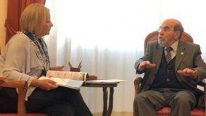 Primera Dama agradece a FAO aporte de B/.99 mil para proyecto de comunidades indígenas