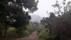 MiAmbiente suspende ascensos hacia el Volcán Barú por frente frío