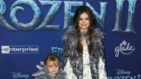 La hermana pequeña de Selena Gomez apunta maneras de estrella