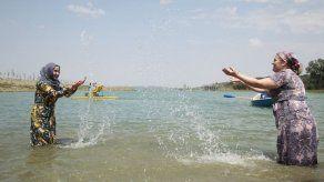 Chechenia habilita playa sólo para mujeres