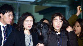 Arrestada la exvicepresidenta de Korean Air por el incidente de los frutos secos