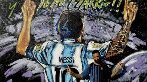 ¿Dónde está Messi? Los homenajes faltan en su ciudad natal