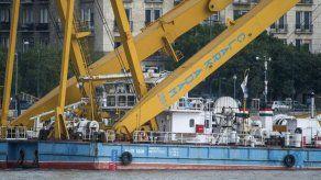 Hungría: interrogan testigos de hundimiento de barca