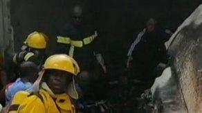 Al menos 23 muertos en accidente aéreo en República Democrática del Congo