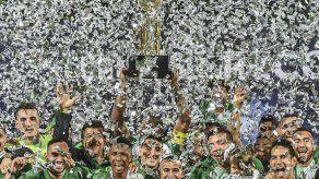 Atlético Nacional del panameño Miller campeón de la Recopa Sudamericana