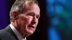 Gobierno de Panamá expresa condolencias por muerte de George H. W. Bush