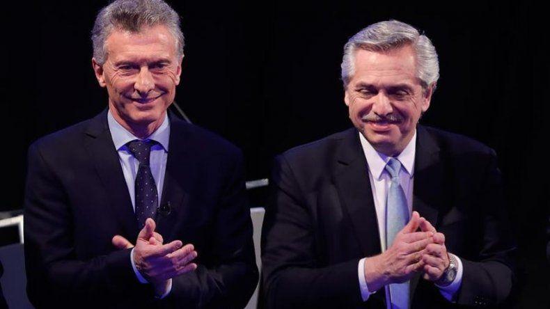 Mauricio y Alberto, el club de los 60 que puja por el poder en Argentina