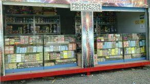 Detallan nuevo método de venta de pirotécnicos en Panamá