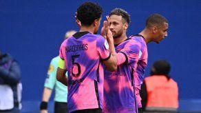 Neymar y Marquinhos elevan el ánimo del PSG antes del City