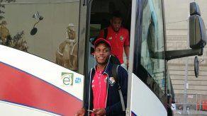 Selección llegó a Cleveland para partido ante Guyana en la Copa Oro