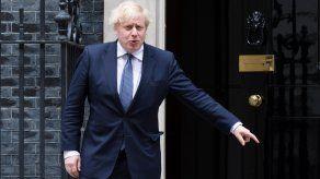 Eel primer ministro se mostró confiado en que, si la cifra de hospitalizaciones se reduce en Reino Unido, dentro de dos semanas se pueda adelantar el final de la desescalada.