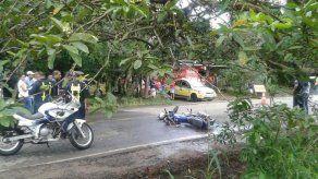 Accidente de tránsito en Bugaba deja un muerto