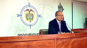 Procurador colombiano anuncia grupo para prevenir excarcelación de corruptos