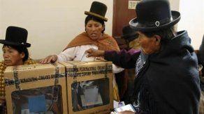 Elecciones presidenciales de Bolivia serán en octubre de 2014