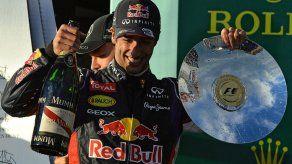 FIA desestima recurso de Red Bull y deja sin podio a Ricciardo