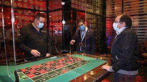 Verifican cumplimiento de protocolos de higiene y bioseguridad en casinos