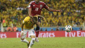 Zúñiga escribe carta a Neymar disculpándose