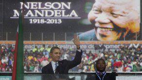 Investigan al falso intérprete de Sudáfrica
