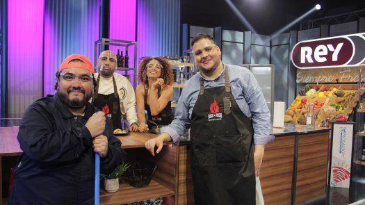 ¡Increíble! K4G y Marce le ganan a un Top Chef