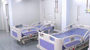 Sabonge: Propuesta de donación fue hecha cuando el Hospital Modular tenía 30% de avance