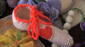 El cubrepene de lana