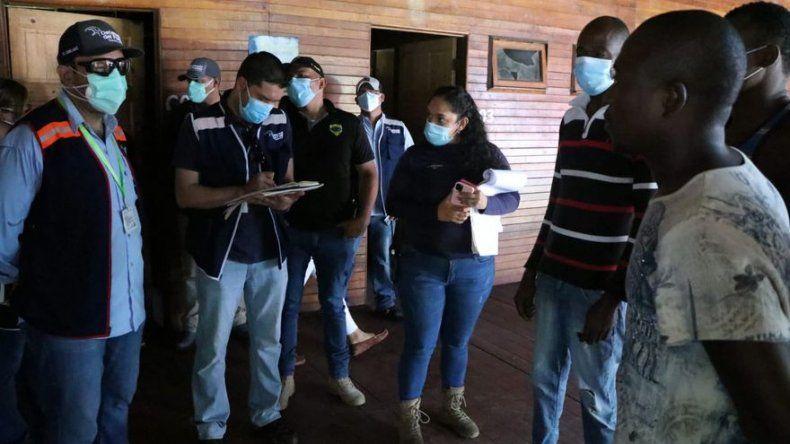 Defensor del Pueblo pide más apoyo para migrantes en tránsito en Panamá