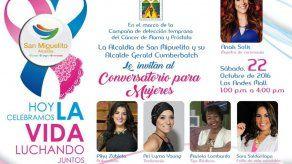 Sobrevivientes y profesionales se unirán en charla de prevención del cáncer