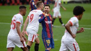 Barcelona - Sevilla: horario y dónde ver en vivo el partido de semifinal de Copa del Rey