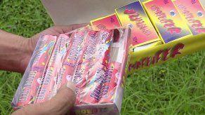 Minsa pide a los padres o tutores no apadrinar compra y manipulación de pirotecnia