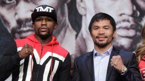 Juez de EEUU 'noquea' demanda de televidentes contra pelea Mayweather-Pacquiao