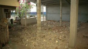 Hurtan materiales de construcción de anexo en Centro de Salud de Curundú