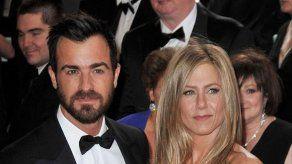 Jennifer Aniston odia la barba de su marido Justin Theroux