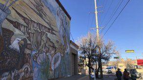 Tirarán mural chicano en Nuevo México para construir museo