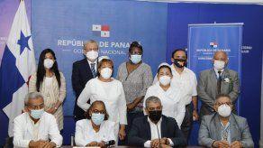 Dirigentes de las enfermeras sostuvieron una reunión con autoridades del Minsa y la CSS que se extendió por más de cuatro horas.