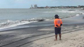 El Sinaproc se manitene alerta monitoreando las diferentes playas del país.