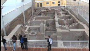 Lima abre una pequeña Pompeya con su mayor hallazgo de época colonial