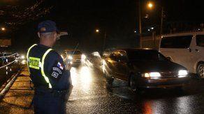 Más de seis mil multas fueron colocadas este fin de semana