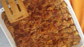 Clásico de la cocina de la abuela: Mamallena