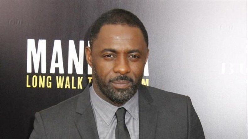 Idris Elba sufrió para encarnar a Nelson Mandela
