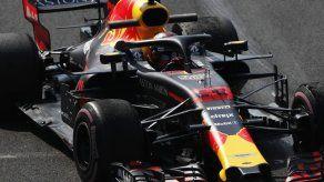 Los Red Bull dominan en el primer ensayo en México