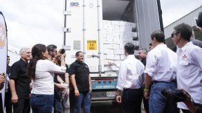 Panamá exporta 23 toneladas de carne de res congelada a China