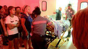 Padre de Assilem en estado delicado producto de varios impactos de bala