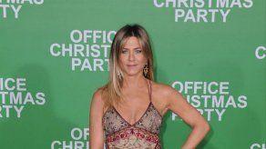 Jennifer Aniston está deseando que acabe este año de perros