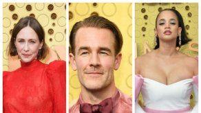 Las estrellas de Game of Thrones reinan en la alfombra de los Emmy