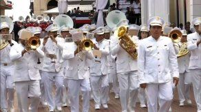 Banda Republicana cumple 148 años dando música a los eventos más importantes del país