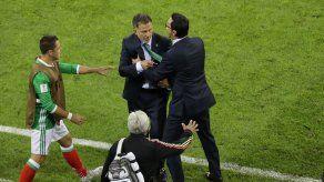 Osorio se disculpa