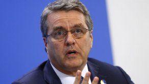 El director general de la OMC pide estabilidad en políticas comerciales